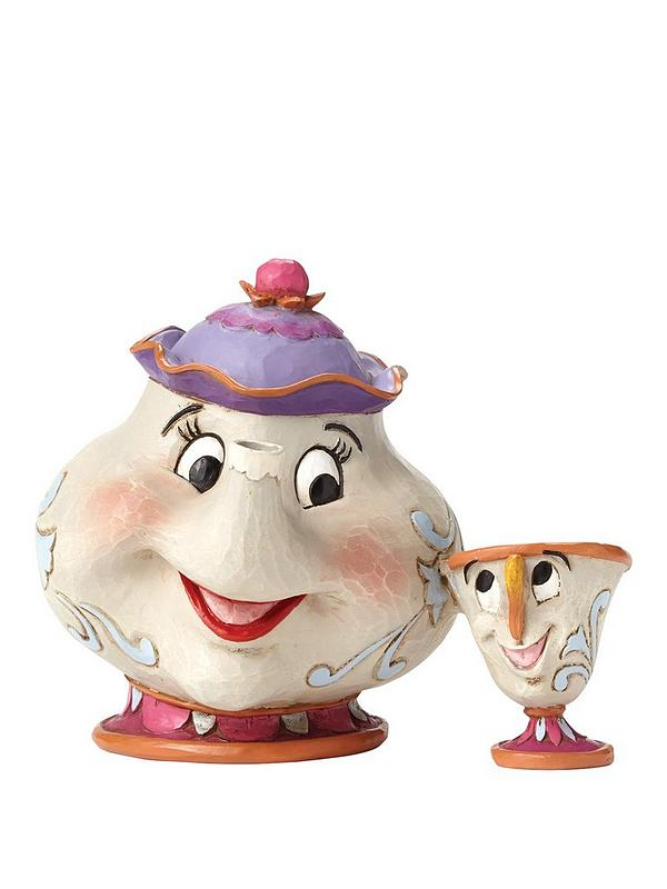 Traditions Beauty The Beast A Mothers Love Mrs Potts Chip