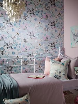 arthouse-fairytale-ice-glitter-wallpaper-blue