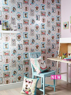 arthouse-hall-of-fame-glitter-wallpaper