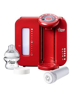 tommee-tippee-closer-to-nature-perfect-prep-machine-red