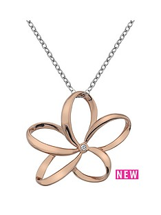 hot-diamonds-rose-gold-plated-paradise-large-open-petal-pendant