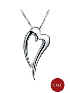hot-diamonds-sterling-silver-heart-pendant
