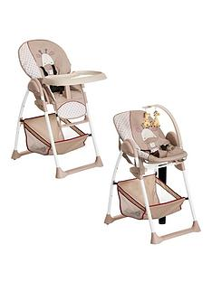 Hauck Sit N Relax Highchair - Giraffe
