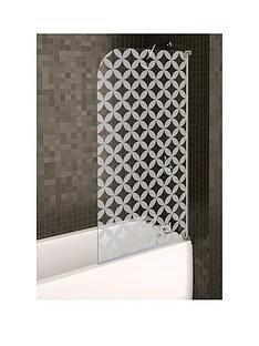 aqualux-aqualux-half-framed-radius-geo-bathnbspscreen