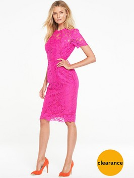 v-by-very-ladder-lace-midi-dress