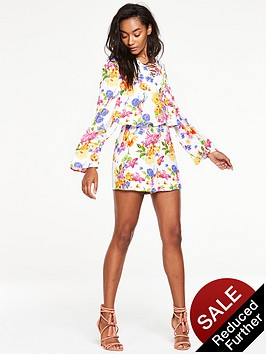 v-by-very-printed-playsuit