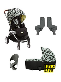 mamas-papas-armadillo-flip-xt-pushchair-and-carrycot-bundle-donna-wilson-3-bears-buy-and-save
