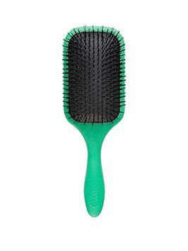 denman-ultra-green-tangle-tamer-brushnbspamp-free-rake-comb