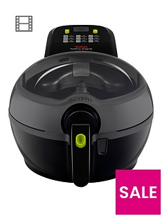 Tefal FZ740840 ActiFry Original Health Fryer, 1kg Capacity - Black