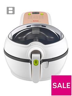 Tefal FZ7400401kgActifry Plus Low Fat Healthy Fryer - White