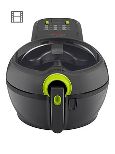 tefal-gh840b40-actifry-plus-health-fryer-12kg-capacity-grey