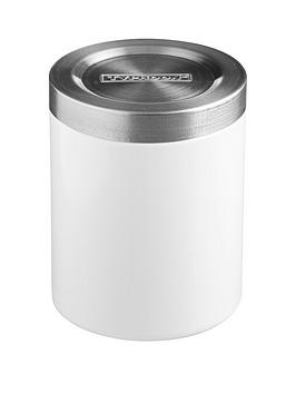 typhoon-hudson-13cm-stack-and-store-jar-in-white