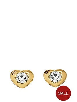 guess-crystals-of-love-gold-plated-heart-stud-earrings
