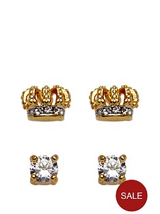 juicy-couture-juicy-couture-crown-expressions-stud-set-earrings