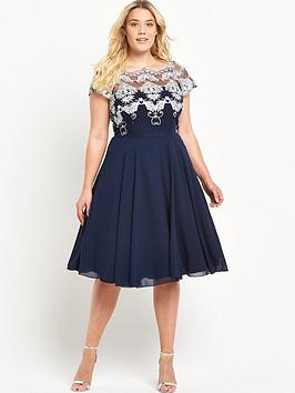 chi-chi-london-curve-curve-embroidered-lace-top-full-midi-dress