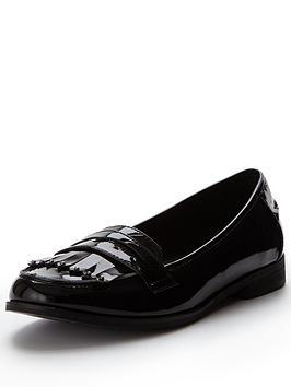 v-by-very-bartleynbsptassel-patent-loafer-wide-fitnbsp