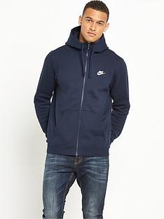 b062fdd95503 Nike Nike Sportswear Club Fleece Full Zip Hoody