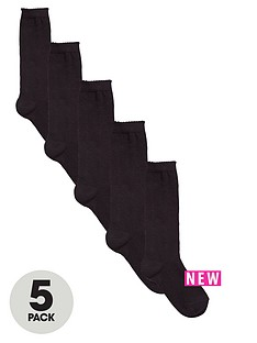 top-class-girls-5pk-knee-high-socks