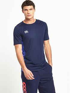 canterbury-vapodri-small-logo-t-shirt
