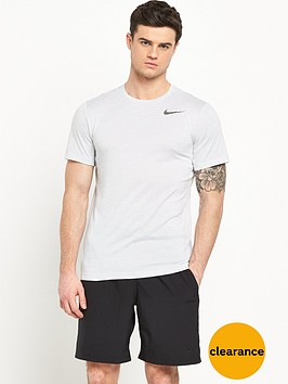 nike-dri-fitnbsptouch-short-sleeved-heathered-t-shirt