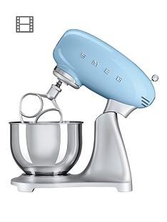 Smeg SMF01 Stand Mixer - Blue