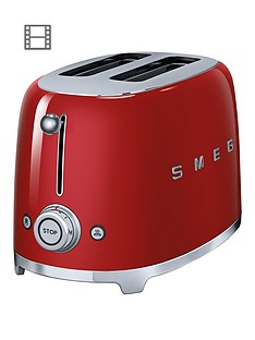smeg-tsf012-slice-toaster-red