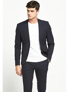 river-island-flecked-skinny-fit-suit-jacket
