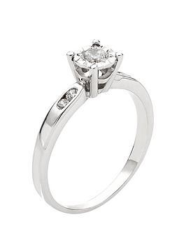 love-diamond-9-carat-white-gold-25-point-diamond-illusion-set-ring-with-stone-set-shoulders