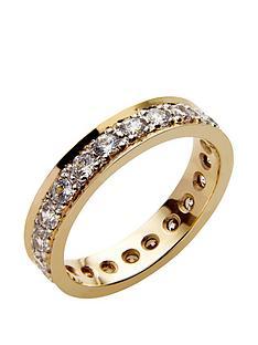 love-diamond-9-carat-yellow-gold-1-carat-diamond-eternity-ring