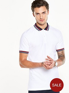 v-by-very-pique-polo