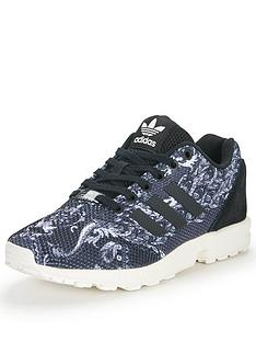 adidas-originals-zx-flux-fashion-shoe-black-print