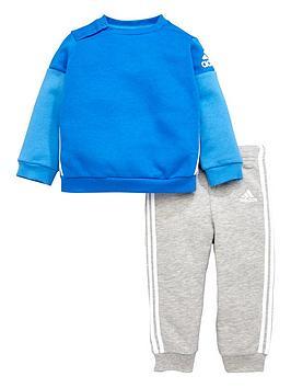 adidas-baby-boy-fleece-crew-suit