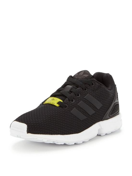 adidas originals zx flux junior trainers
