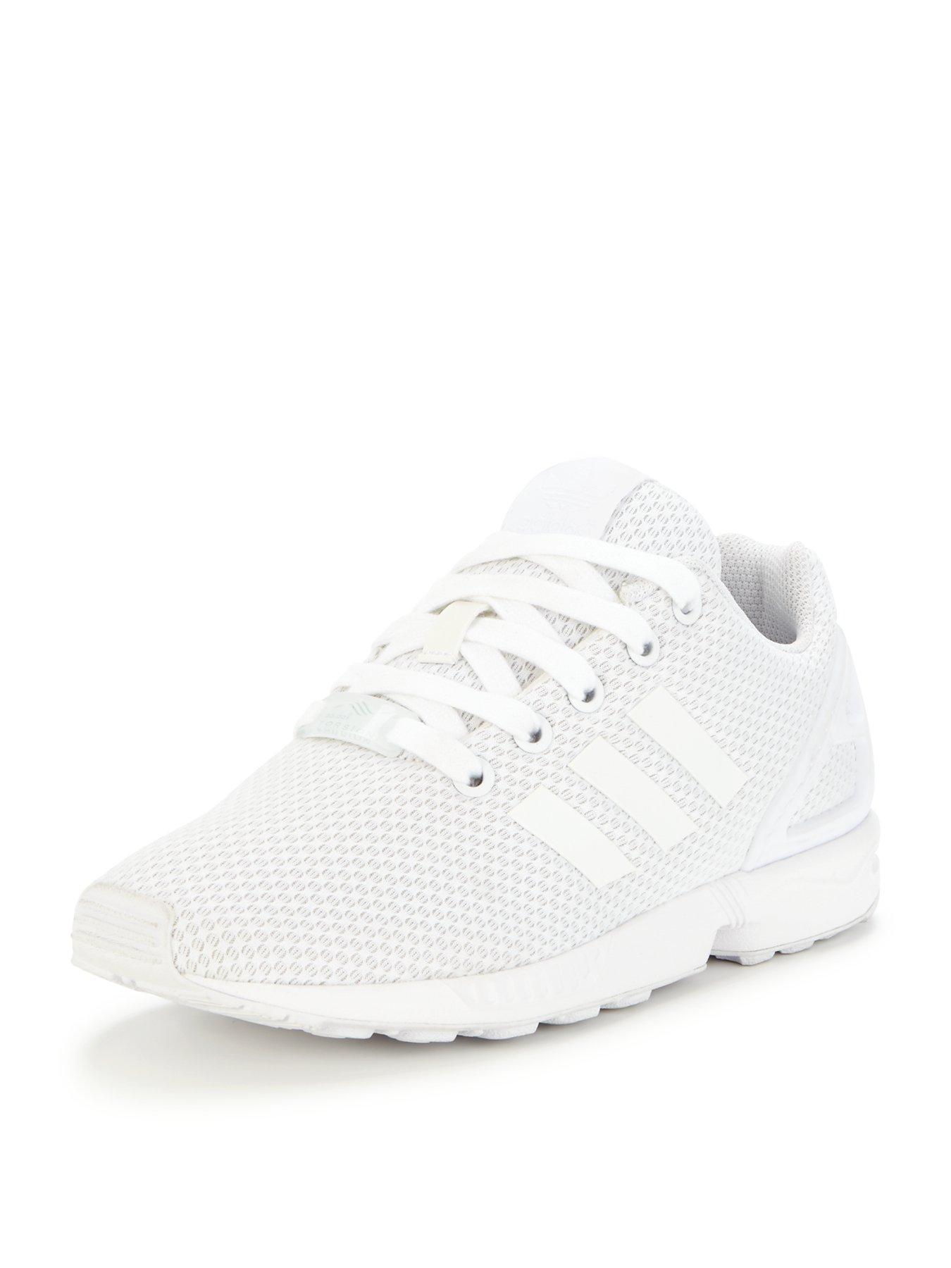 inexpensive adidas zx flux junior white noise c5eee 3042c