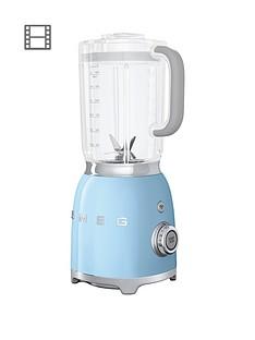 Smeg BLF01 Blender - Pastel Blue