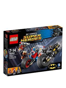 lego-super-heroes-batmantradenbspgotham-city-cycle-chase-76053
