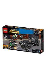 Lego Kryptonite Interception