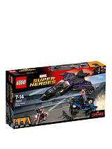 Super Heroes Black Panther Pursuit