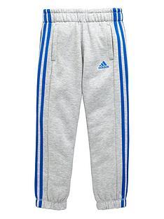 adidas-adidas-older-boys-ess-climalite-3-stripe-pant