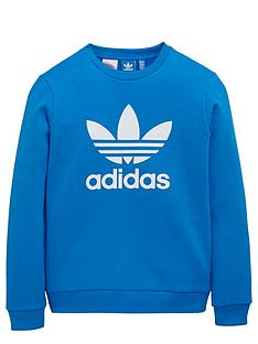 adidas-originals-older-boys-trefoil-crew