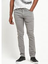 Skinny Fit Coloured Jeans