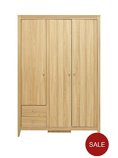 brighton-3-door-2-drawer-wardrobe
