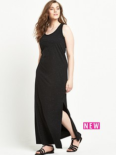 junarose-sleeveless-maxi-dress-black
