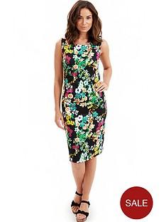 joe-browns-floral-shift-dress