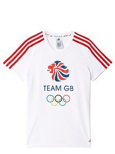 adidas-adidas-girls-olympic-gb-tee