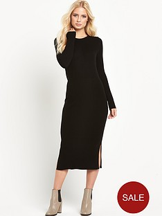 river-island-knitted-bodycon-midi-dress