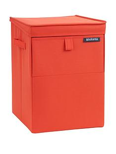brabantia-brabantia-stackable-laundry-box-warm-red