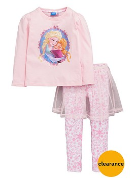 disney-frozen-girls-tutu-leggings-pyjamas