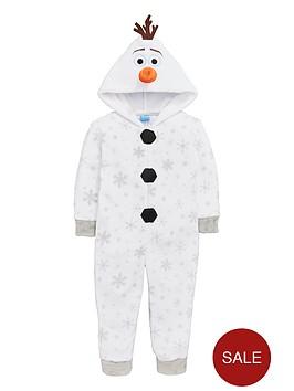 disney-frozen-olaf-fleece-sleepsuit