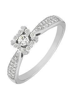 the-astral-diamond-9-carat-white-gold-28-point-cluster-ring-with-stone-set-shoulders